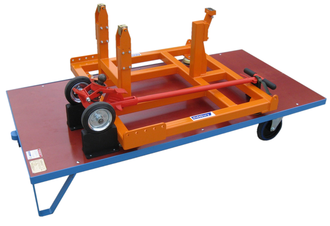 APU Support Frame Trolley