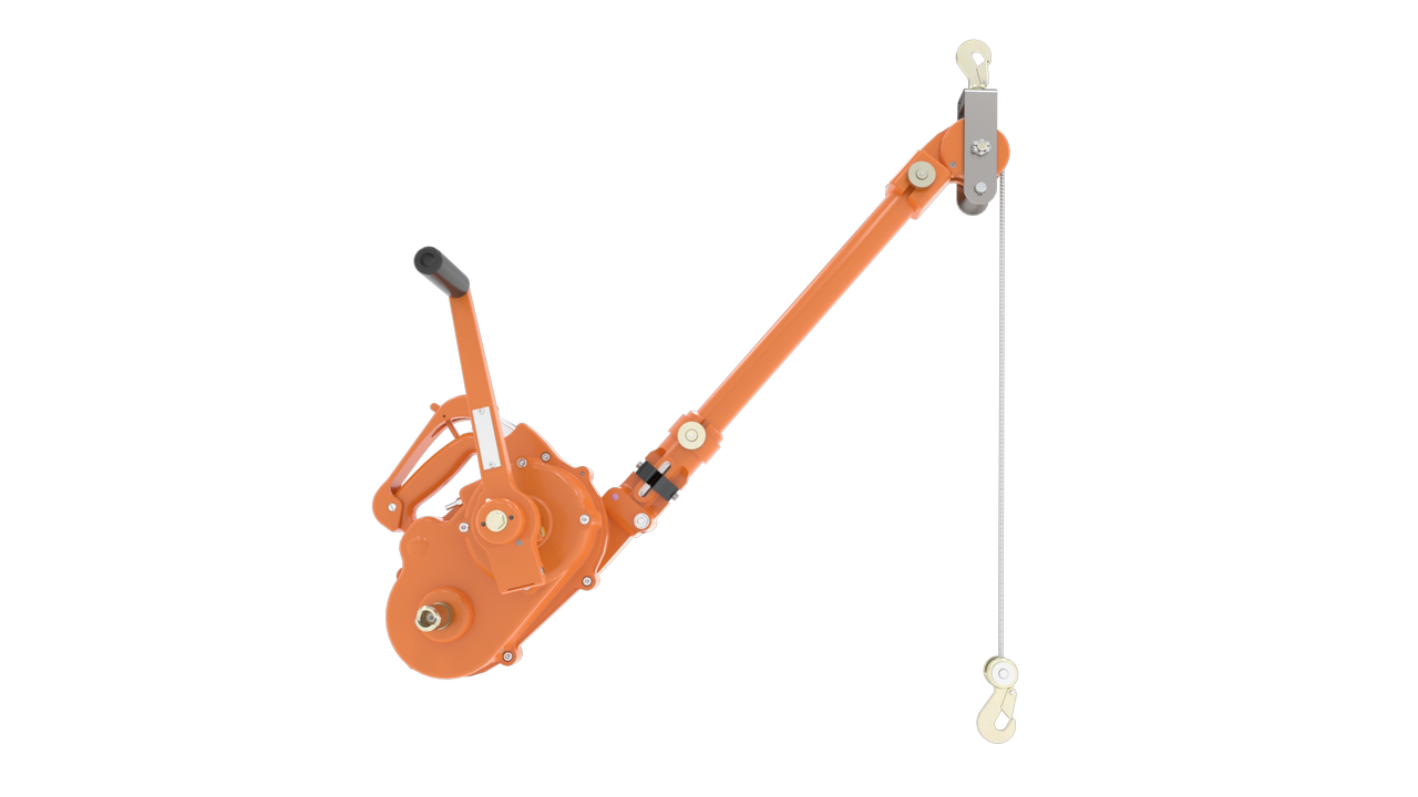 Ancillary Hoist