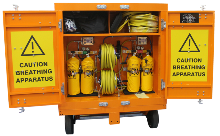 Purge-Air PRG224 Breathing Apparatus